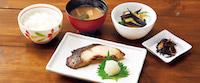 銀だらの西京焼き膳(選べる小鉢つき)