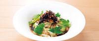 お豆と雑穀のひじきサラダ