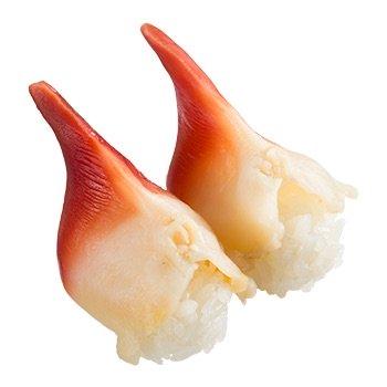 蒸しほっき貝
