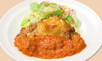 単品若鶏のグリル・ガーリックソース